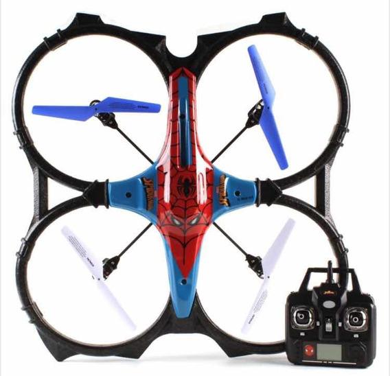 Quadricoptero Spider Man - Drone Quest Candide