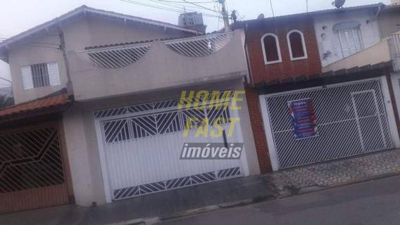 Sobrado Com 3 Dormitórios À Venda, 100 M² Por R$ 450.000,00 - Gopoúva - Guarulhos/sp - So0594