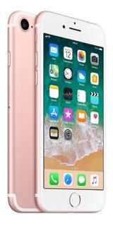 iPhone 7 32gb Ouro Rosa Vitrine Original Garantia 12x Sem Ju