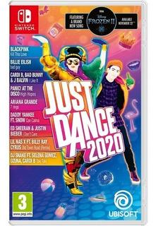 Just Dance 2020 - Juego Físico - Nintendo Switch - Nuevo