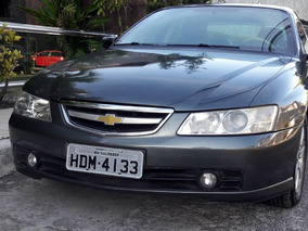Chevrolet Omega 3.8 V6 Cinza Raro 2004 - Blindado!!!