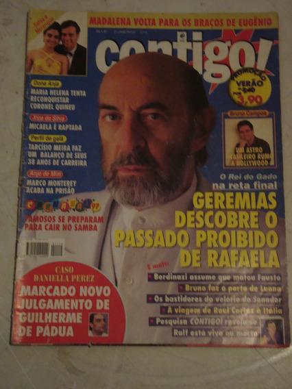 Revista Contigo Nº 1114 - Raul Cortez, O Rei Do Gado - 1997