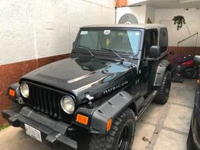 Jeep Wrangler Seminuevo