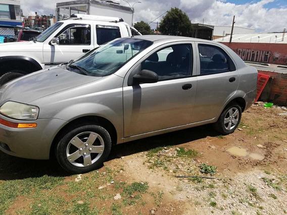 En Venta Chevrolet Aveo Family, Modelo 2012, 73.000 Km,