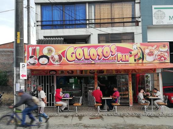 Se Vende Cafetería Panadería Y Restaurante.