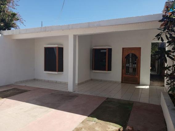 Casa En Venta En La Colonia Anahuac (los Mochis)