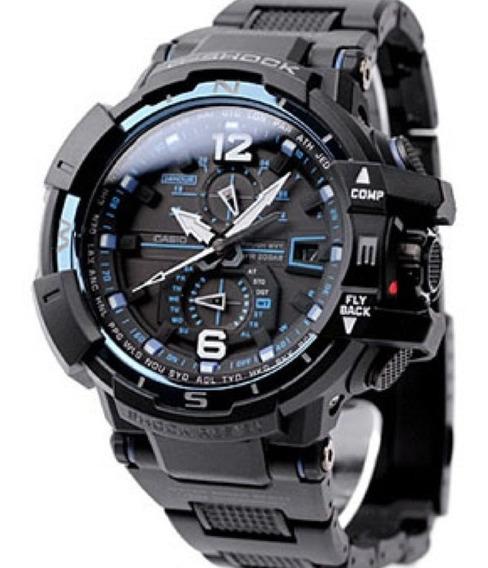 Relógio Casio G-shock Gravity Master Touch Gw-a1100fc-1adr