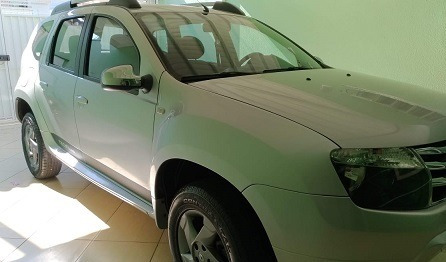 Renault Duster Tech Road 2014 Unico Dono