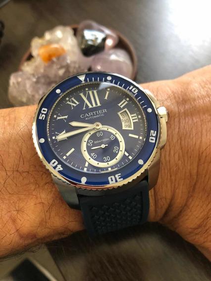 Relógio Mod Calibre Diver Acabamento Eta