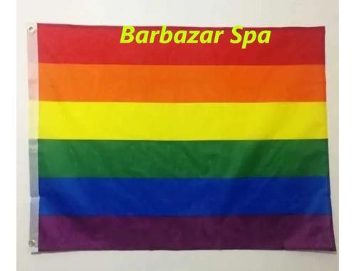 Imagen 1 de 1 de Bandera Lgbt  Oferta / Barbazar