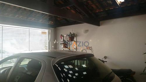Imagem 1 de 12 de Casa Residencial À Venda, Estádio, Rio Claro. - Ca0157