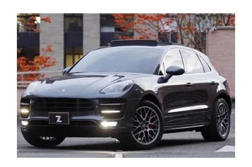 Porsche Macan 2017 3.6 Turbo