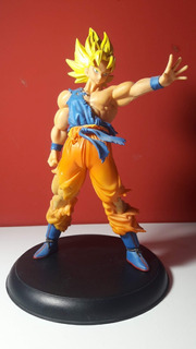 Dragon Ball Z Goku Blood Of Saiyans ( Original) Banpresto