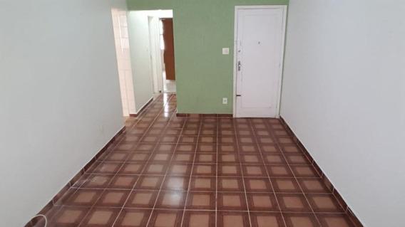 Apartamento Com 1 Dormitório, 58 M² - Venda Por R$ 220.000,00 Ou Aluguel Por R$ 1.400,00/ano - Campo Grande - Santos/sp - Ap7137
