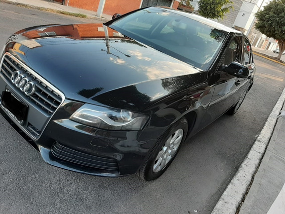 Audi 2012 Corporate Turbo No Cambios Carnet De Serv A Trata