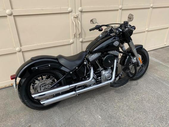 Harley Davidson Softail Slim 2014 Nacional