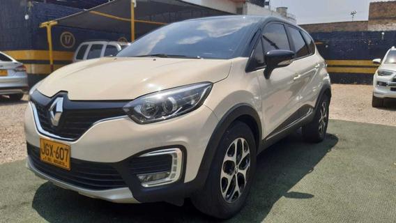 Renault Captur Intens At 4x2 2018 2.0cc Único Dueño