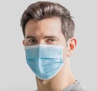 Barbijo Elástico Aprobado Anmat Prevencion Particulas Oferta