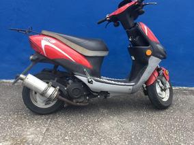 Scooter 50 Cc Quatro Tempos - Impecável!