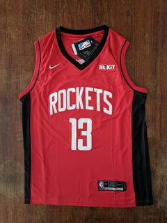 Regata Nba Houston Rockets Harden. P/entrega