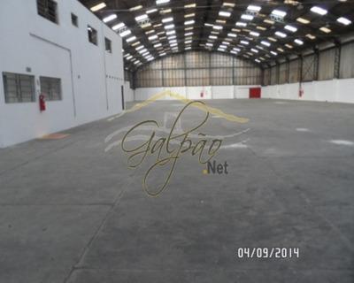 Galpão Industrial Para Locação, Itaqui, Itapevi - Ga0910. - Ga0910
