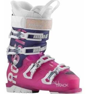 Botas De Ski Rossignol Mujer Talle 24 (nuevas)