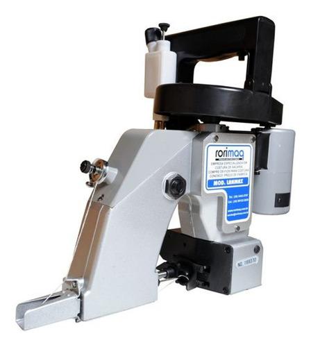 Máquina de costura industrial Lanmax LM-26-1A cinza 110V