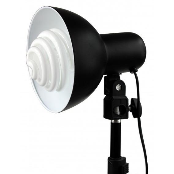 Iluminador Com Difusor E Lâmpada - Ps-01 220v
