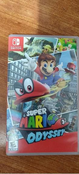 Juego Super Mario Odissey