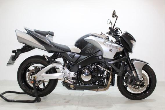 Suzuki Gsx 1300 B-king 2012 Cinza