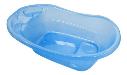 Bañera Para Bebe Con Soporte Plastico Ergonómico