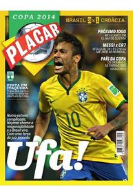 07 Revistas Digitalizados Placar Especial Copa Do Mundo 2014
