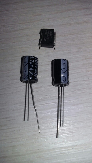 10 Kits Lnk + Capacitores P/ Conserto De Placas Electrolux