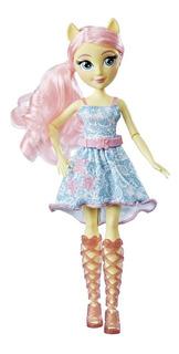 My Little Pony - Muñeca Equestria Girls Fluttershy - Hasbro
