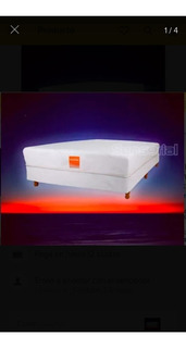 Colchon Viscoelastico Inteligente 50kg /m3 140x190 2 1/2 Pla
