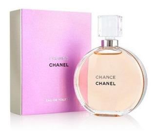 Perfume Dama Chance Chanel 150 Ml Edt Usa Importado