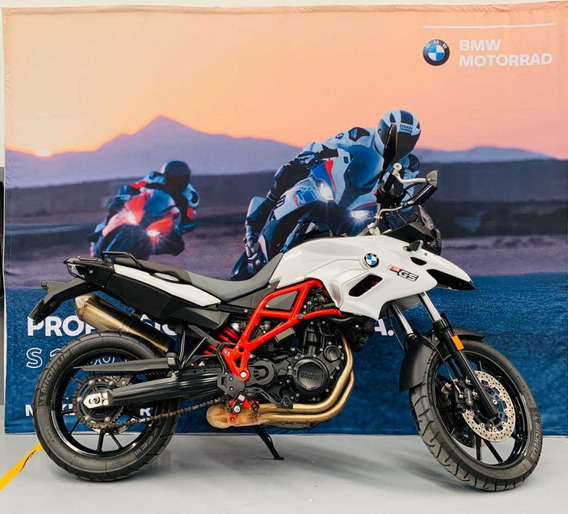 Bmw F700gs 2018 Exclenete Oportunidad