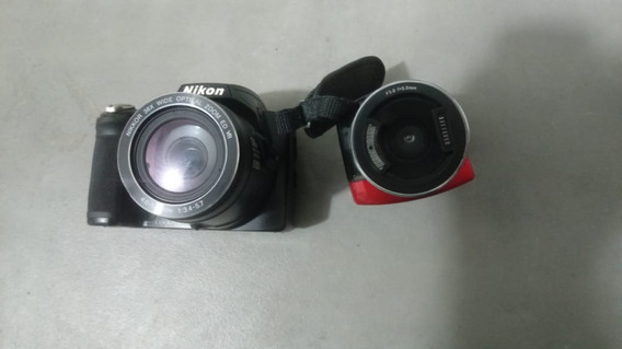 Lote Câmera Nikon Coolpix P500/ Proteste Code 683 No Estado