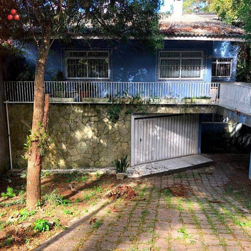 Casa Com 4 Dormitórios Para Alugar, 700 M² Por R$ 6.000/mês - Abranches - Curitiba/pr - Ca1344
