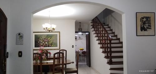 Imagem 1 de 14 de Casa 4 Dorm 2 Suites 3vagas - Jabaquara / Metro Conceição
