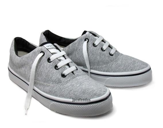 Zapatillas Skater De Lona :: Liquidacion!!!!!