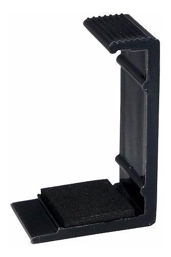 Clip De Proteção Para Cartucho Hp - Pacote Com 100un Preto