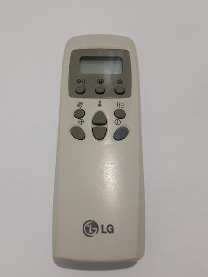 Controle Remoto Ar Condicionado 6711a20111k Original Lg.