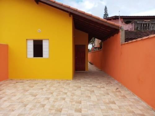 Boa Casa Com Piscina E Quintal No Cibratel 2 Em Itanhaém Sp