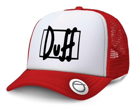 Gorra Trucker Duff Los Simpson