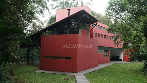 Casa Com 5 Dormitórios À Venda, 350 M² Por R$ 1.070.000,00 - Green Valley - Embu Das Artes/sp - Ca17617