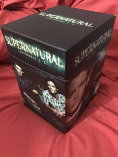 Box Set Supernatural Temporadas 1 A La 5 Originales
