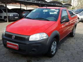 Fiat Strada Cs Working 1.4 8v Flex 2016/2016 4923