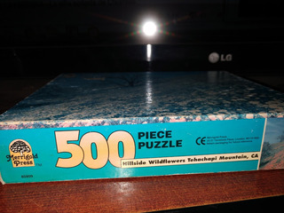 Rompecabeza Vintage 500 Piesas