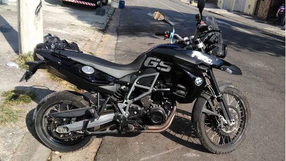 Bmw F800 Gs 2012 - 18.500 Km Originais